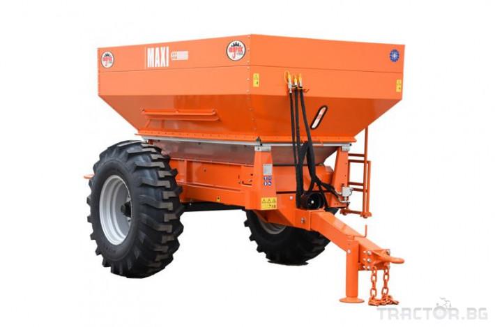 Торачки Agrex MAXI 6000 0 - Трактор БГ