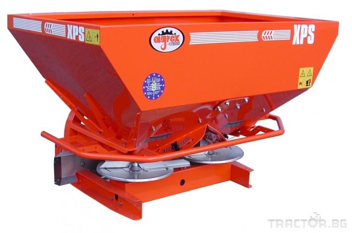 Торачки Agrex XPS 1200 0 - Трактор БГ