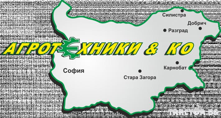 Хедери за жътва Fantini L04 Царевичен хедер 1 - Трактор БГ