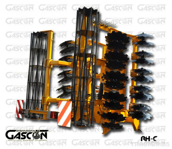 Брани Дискова брана GASCON OTHO 1