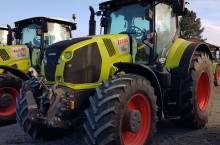 Claas AXION 830 CMATIC (НАЛИЧЕН)