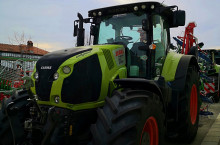 Claas AXION 850 CEBIS (НАЛИЧЕН)