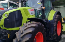 Claas AXION 830 CEBIS (НАЛИЧЕН)