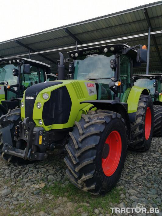 Трактори Claas ARION 640  (НАЛИЧЕН) 0