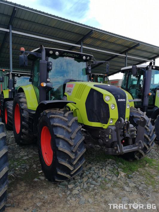 Трактори Claas ARION 640  (НАЛИЧЕН) 2