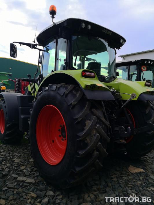 Трактори Claas ARION 640  (НАЛИЧЕН) 3