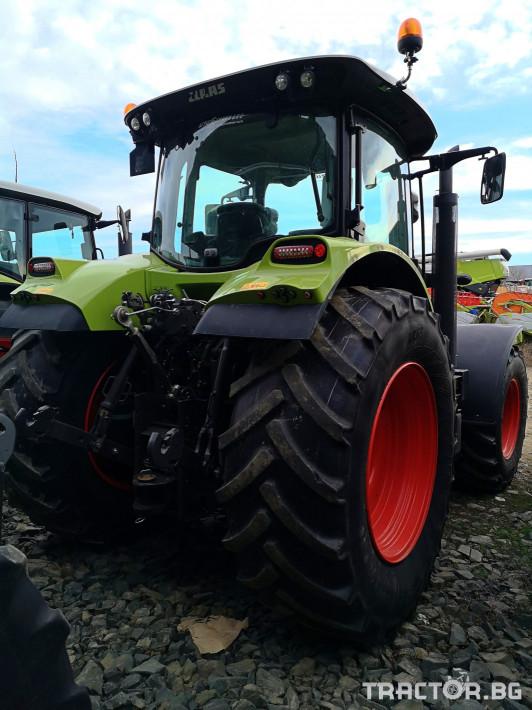 Трактори Claas ARION 640  (НАЛИЧЕН) 4