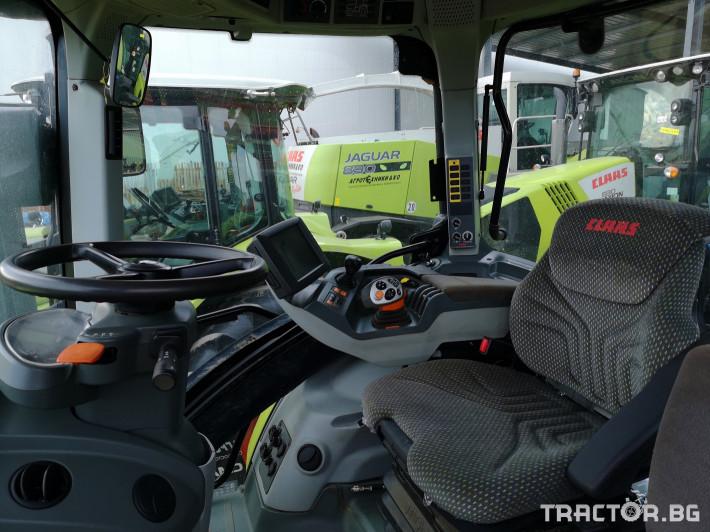 Трактори Claas ARION 640  (НАЛИЧЕН) 5