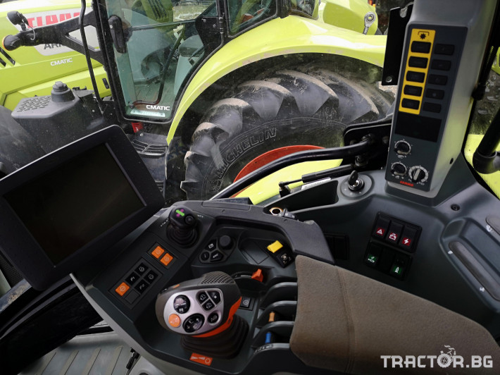 Трактори Claas ARION 640  (НАЛИЧЕН) 6