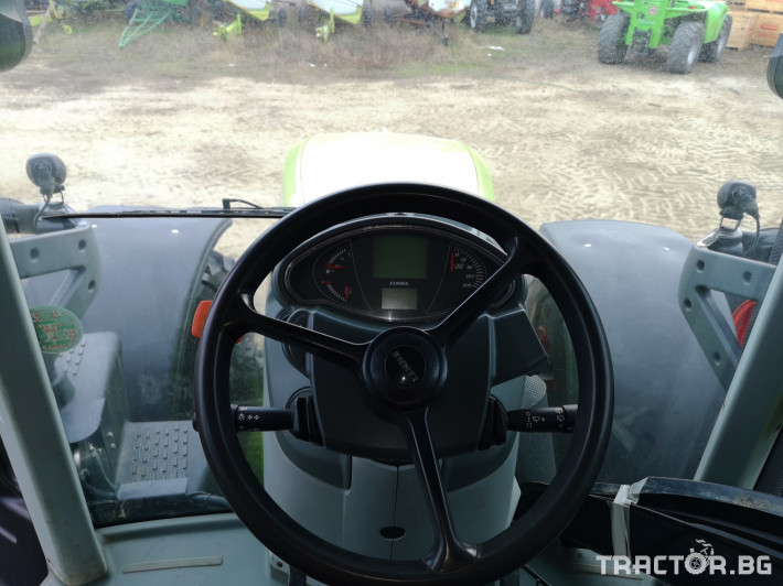 Трактори Claas ARION 640  (НАЛИЧЕН) 7