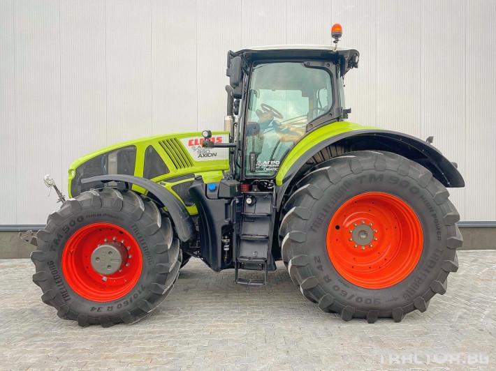Трактори Claas AXION 930 (НАЛИЧЕН) 1 - Трактор БГ
