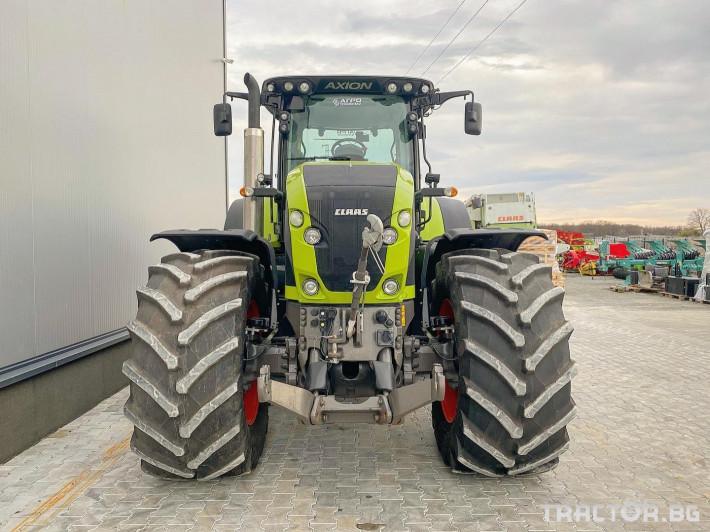 Трактори Claas AXION 930 (НАЛИЧЕН) 4 - Трактор БГ