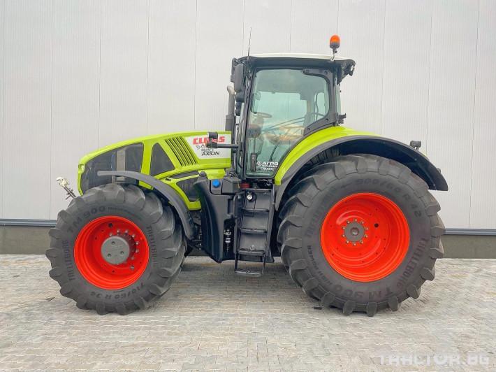 Трактори Claas AXION 920 (НАЛИЧЕН) 1 - Трактор БГ