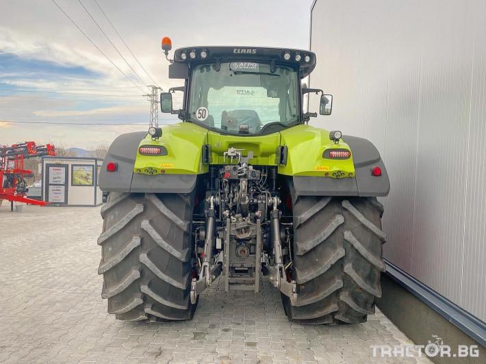 Трактори Claas AXION 920 (НАЛИЧЕН) 3 - Трактор БГ