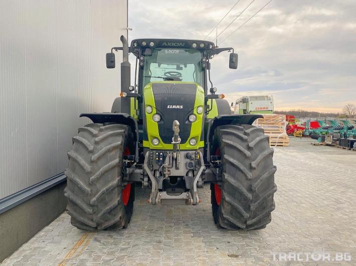 Трактори Claas AXION 920 (НАЛИЧЕН) 4 - Трактор БГ