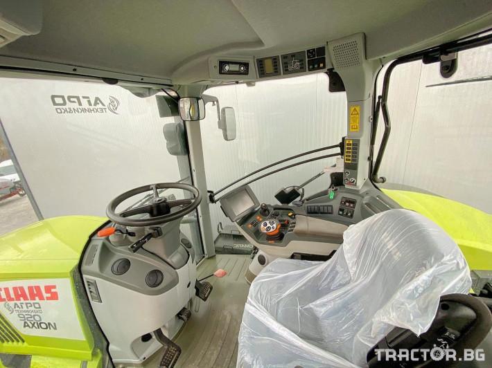 Трактори Claas AXION 920 (НАЛИЧЕН) 5 - Трактор БГ