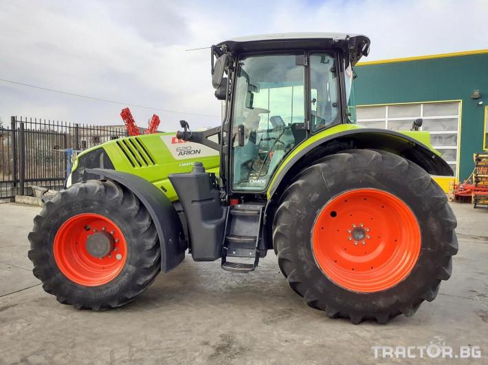 Трактори Claas ARION 620 CMATIC (НАЛИЧЕН) 1 - Трактор БГ