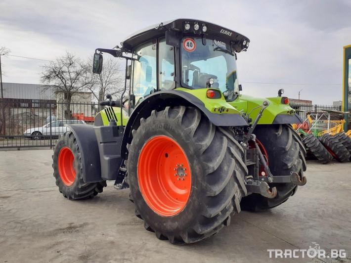 Трактори Claas ARION 620 CMATIC (НАЛИЧЕН) 2 - Трактор БГ