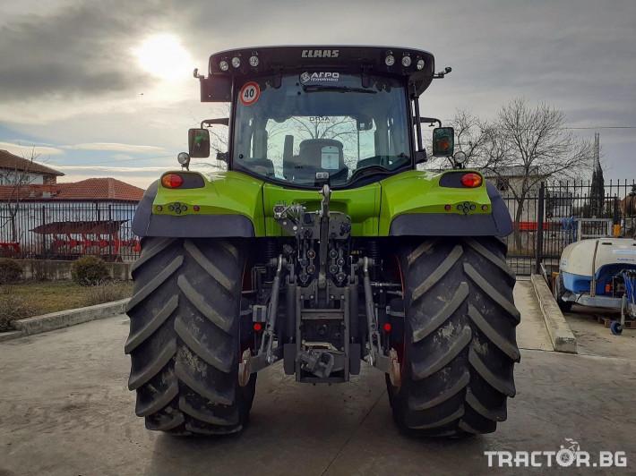 Трактори Claas ARION 620 CMATIC (НАЛИЧЕН) 3 - Трактор БГ