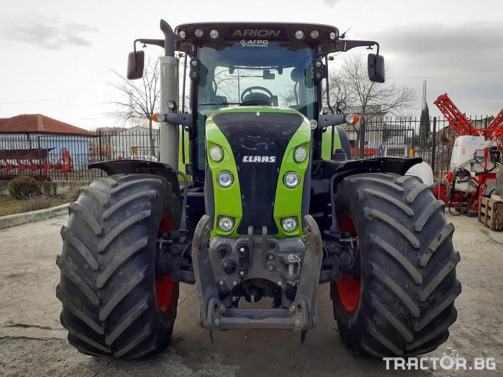 Трактори Claas ARION 620 CMATIC (НАЛИЧЕН) 4 - Трактор БГ