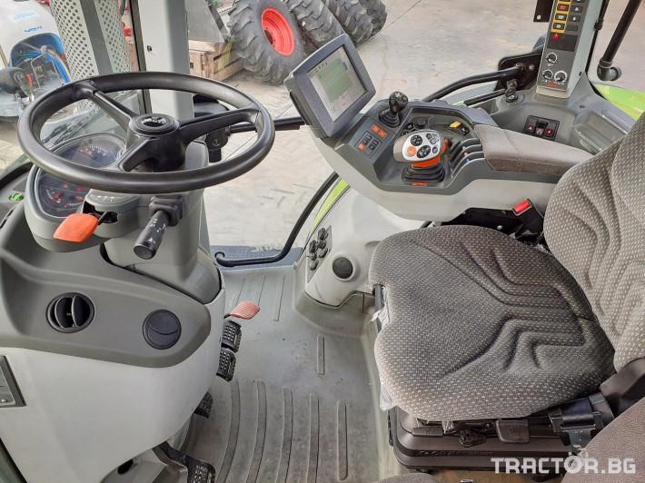 Трактори Claas ARION 620 CMATIC (НАЛИЧЕН) 5 - Трактор БГ