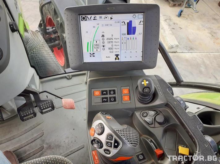 Трактори Claas ARION 620 CMATIC (НАЛИЧЕН) 7 - Трактор БГ