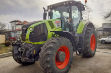 Claas AXION 850 (НАЛИЧЕН)