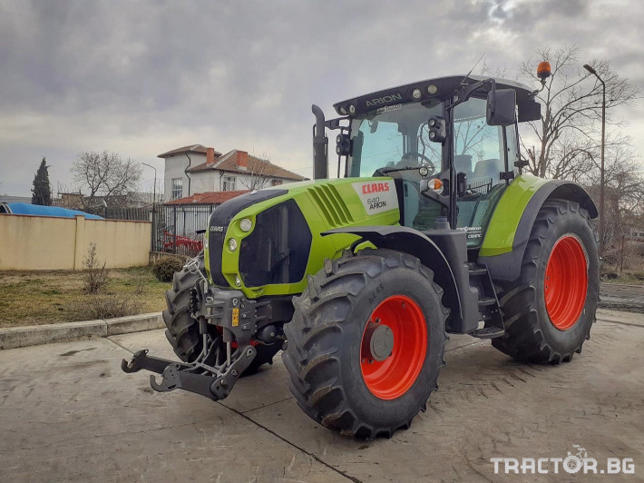 Claas ARION 640  (НАЛИЧЕН)