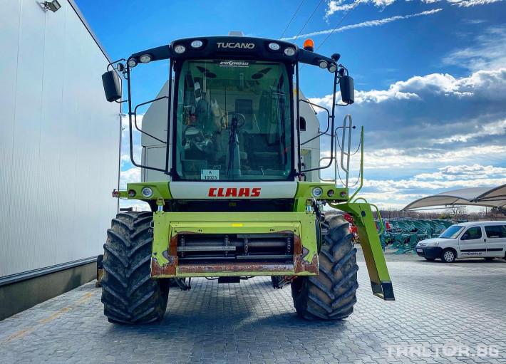 Комбайни Claas TUCANO 480 (НАЛИЧЕН) 3 - Трактор БГ