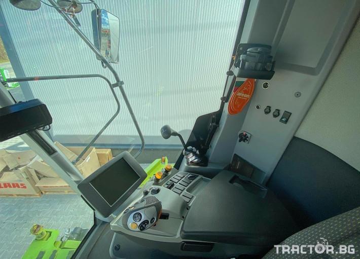 Комбайни Claas TUCANO 480 (НАЛИЧЕН) 5 - Трактор БГ