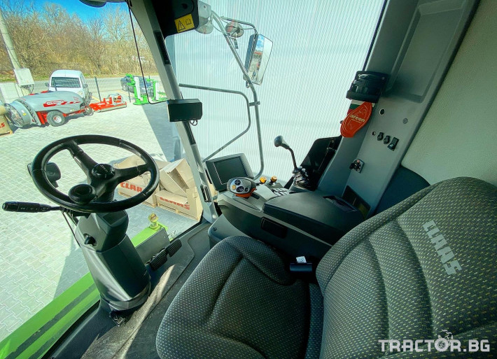 Комбайни Claas TUCANO 480 (НАЛИЧЕН) 6 - Трактор БГ