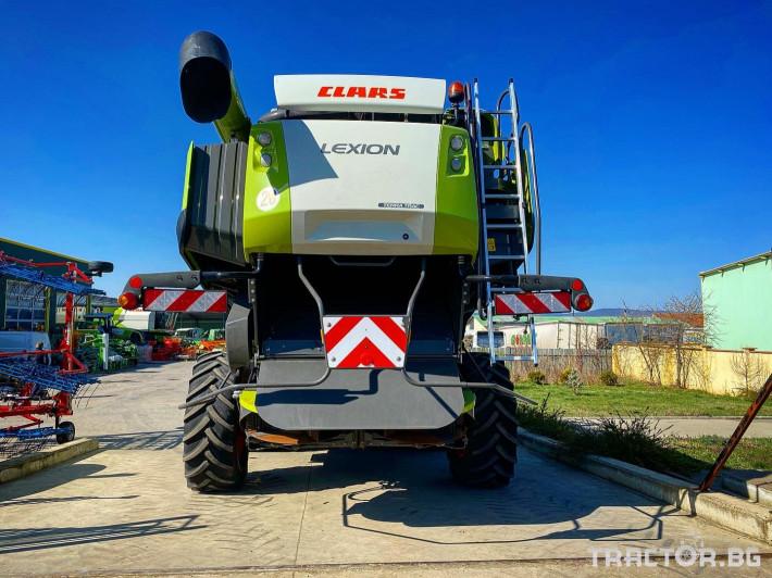 Комбайни Claas LEXION 770 TERRA TRAC (НАЛИЧЕН) 3 - Трактор БГ