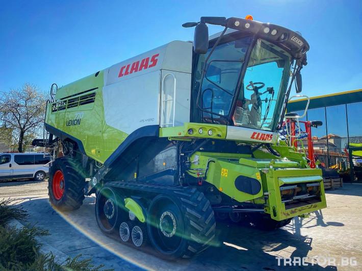 Комбайни Claas LEXION 770 TERRA TRAC (НАЛИЧЕН) 5 - Трактор БГ