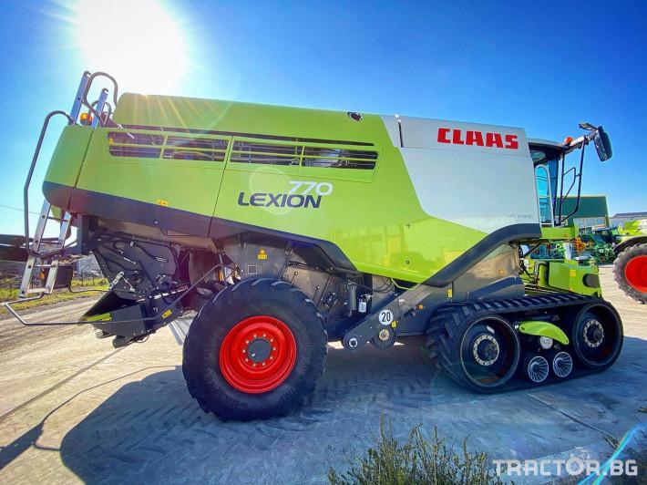 Комбайни Claas LEXION 770 TERRA TRAC (НАЛИЧЕН) 6 - Трактор БГ