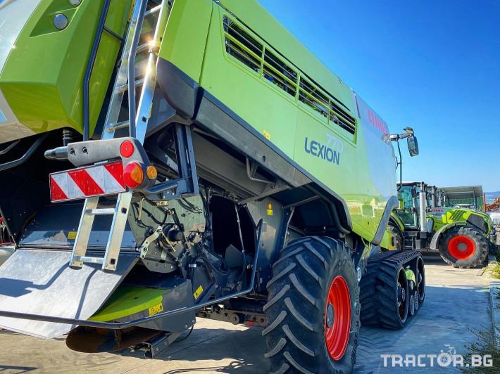 Комбайни Claas LEXION 770 TERRA TRAC (НАЛИЧЕН) 7 - Трактор БГ