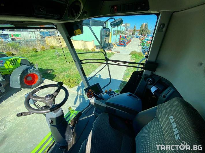 Комбайни Claas LEXION 770 TERRA TRAC (НАЛИЧЕН) 8 - Трактор БГ