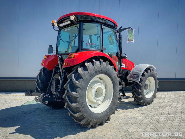 Трактори Basak 2110 S (НАЛИЧЕН) 6 - Трактор БГ