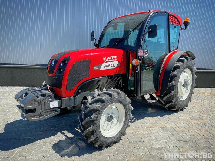 Трактори Basak 2080 BB (НАЛИЧЕН) 4 - Трактор БГ