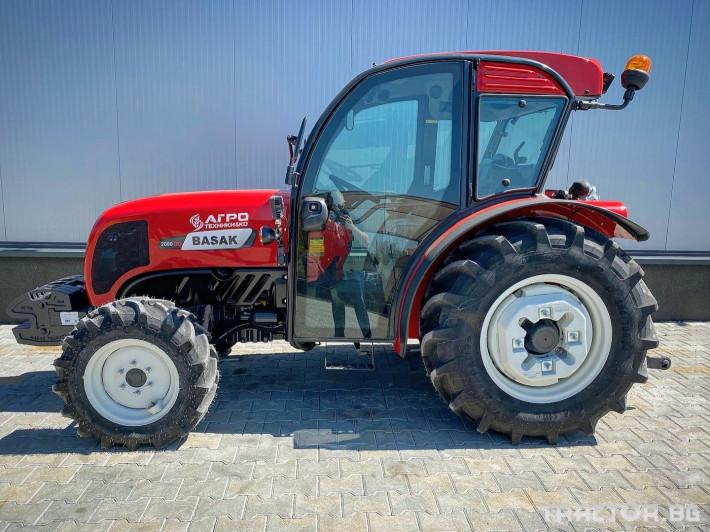 Трактори Basak 2080 BB (НАЛИЧЕН) 5 - Трактор БГ