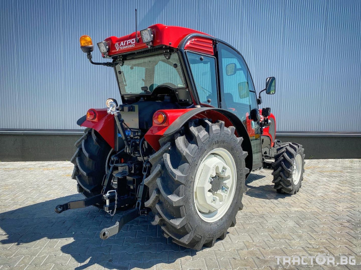 Трактори Basak 2080 BB (НАЛИЧЕН) 9 - Трактор БГ