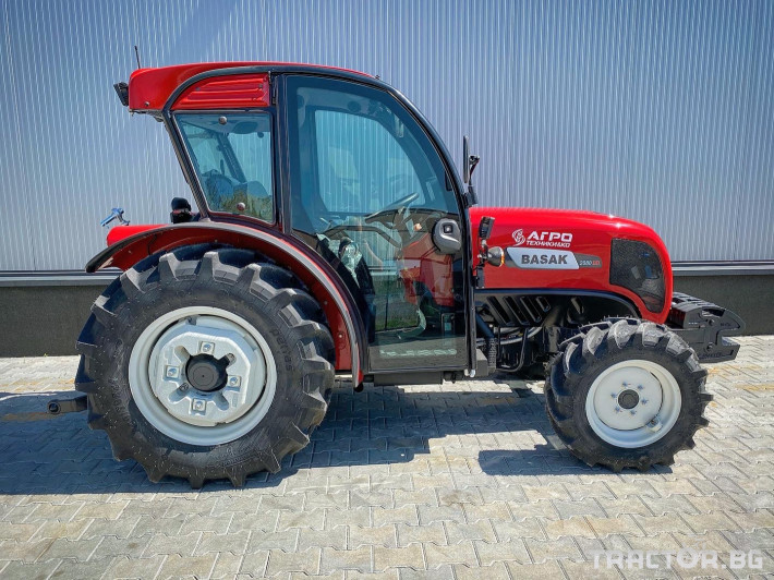 Трактори Basak 2080 BB (НАЛИЧЕН) 10 - Трактор БГ