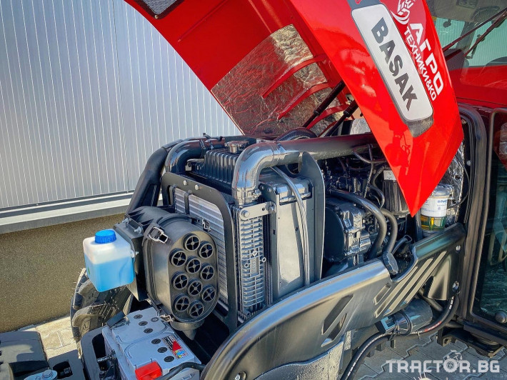 Трактори Basak 2080 BB (НАЛИЧЕН) 16 - Трактор БГ