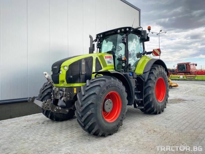 Трактори Claas AXION 930 CMATIC (НАЛИЧЕН) 0 - Трактор БГ