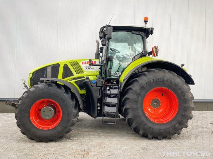 Трактори Claas AXION 930 CMATIC (НАЛИЧЕН) 1 - Трактор БГ