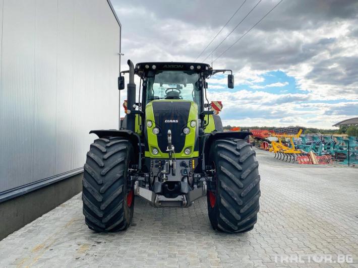 Трактори Claas AXION 930 CMATIC (НАЛИЧЕН) 4 - Трактор БГ