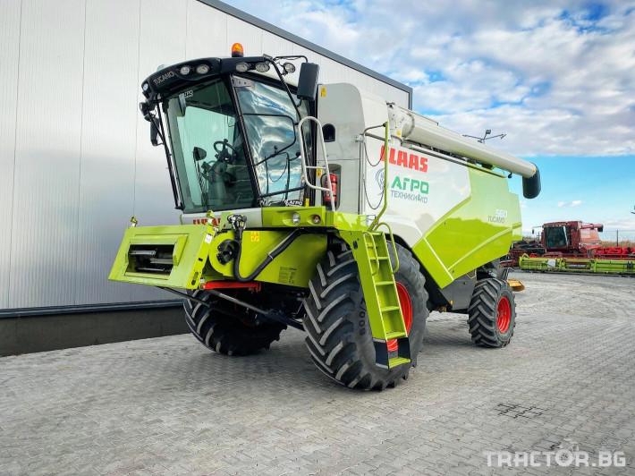 Комбайни Claas TUCANO 560 (НАЛИЧЕН) 0 - Трактор БГ
