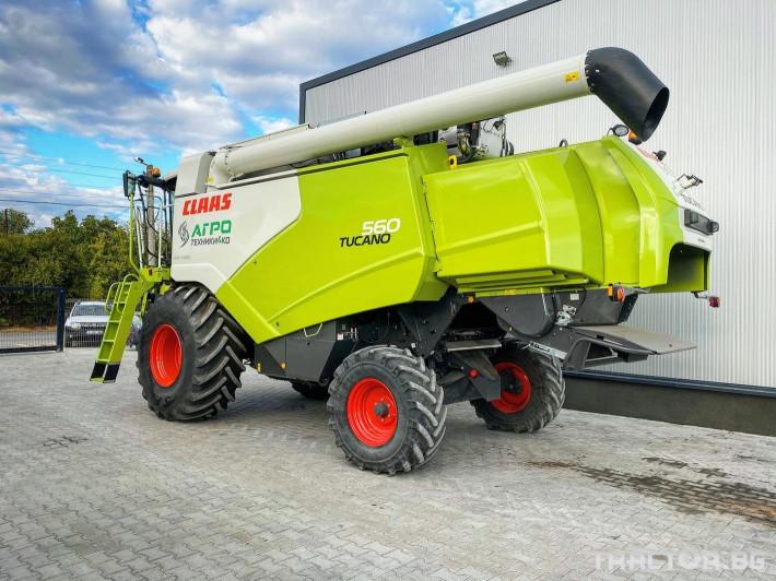 Комбайни Claas TUCANO 560 (НАЛИЧЕН) 2 - Трактор БГ