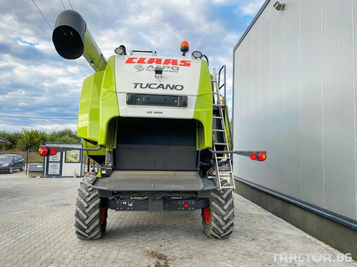 Комбайни Claas TUCANO 560 (НАЛИЧЕН) 3 - Трактор БГ