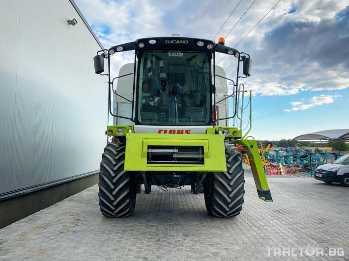 Комбайни Claas TUCANO 560 (НАЛИЧЕН) 4 - Трактор БГ