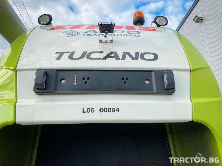 Комбайни Claas TUCANO 560 (НАЛИЧЕН) 5 - Трактор БГ